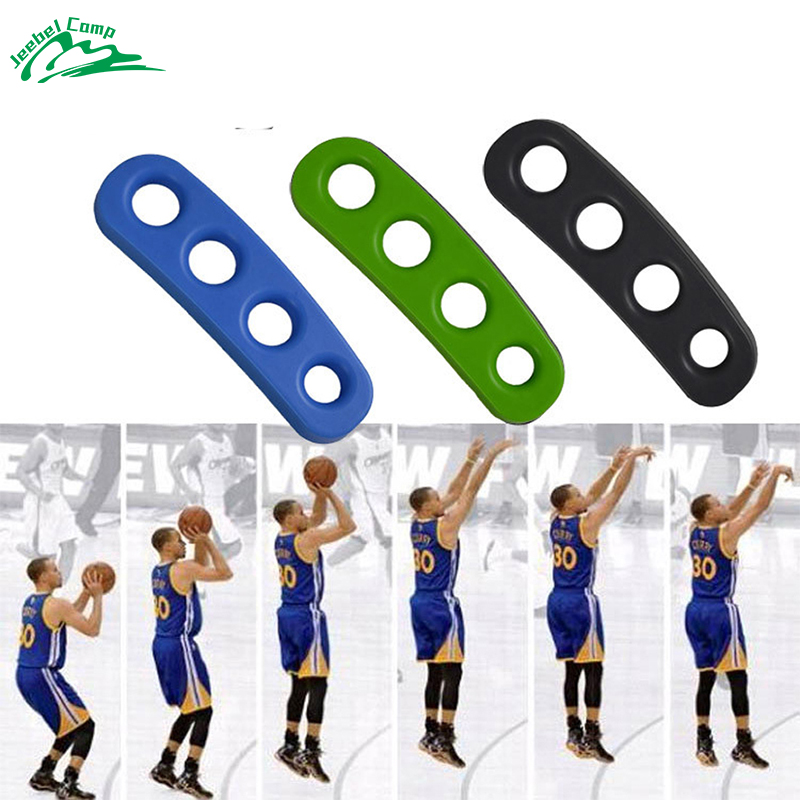 1PC 5-Colors Stephen Curry Silicone ShotLoc Basketball Ball Shooting Trainer Three-Point ...