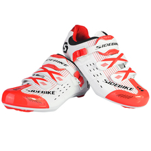 SIDEBIKE Carbon Breathable Cycling Shoe Sports Mountain/Road Women/Men Bicycle Shoes MTB Sneakers Sapatilha Zapatillas Ciclismo
