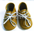 100 % handmade Genuine Leather Baby oxford shoes indoor non-slip Toddler Baby moccasins lace-up baby boys Shoes