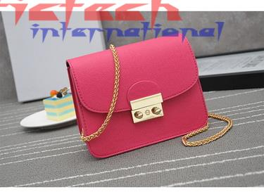 Par Femme De Solide Bag Sacs Chaîne Dhl Bag En Pcs Bag Women Femmes Épaule Dame Ems Bag red Casual Cuir Mode yellow À Silver Bag Mini Sac Bag Bag purple black Main white Blue Ou royal Messenger Bag pink 50 rqY8RArx