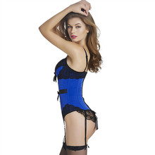 Overbust Corset with Bow