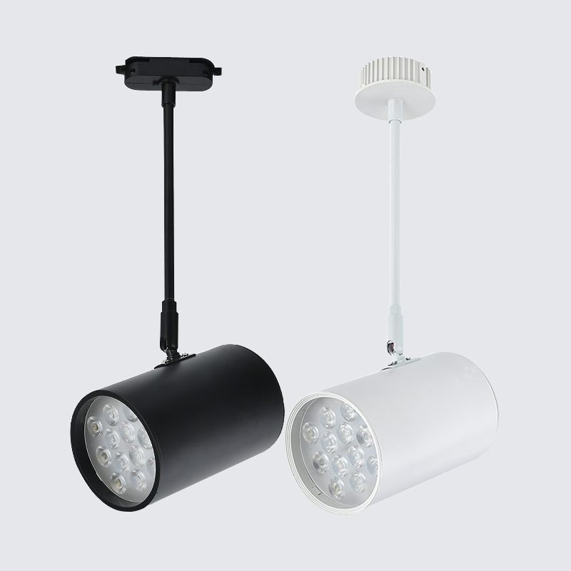 Ceiling mounted spot lighting Accent Ceiling Mounted Led Spot Lighting 20 100cm Long Rod Available 3w7w12w18w Led Ceiling Lights For Shopexhibition Room Lampsin Ceiling Lights From Lights Aliexpresscom Ceiling Mounted Led Spot Lighting 20 100cm Long Rod Available 3w7w