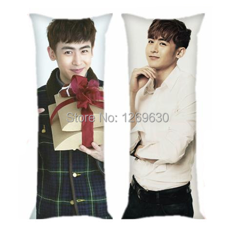 Hot Kpop band 2PM Nichkhun Korean long girl pillow within ...