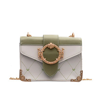 купить sac femme 2019 nouveau bandouli re bandolera mujer sling bags for women messenger summer bag designer handbags high quality luxe дешево