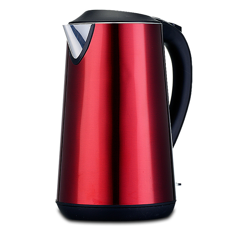Electric kettle 304 stainless steel anti - hot insulatedElectric kettle 304 stainless steel anti - hot insulated