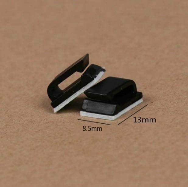 Keithnico 25 шт. клей кабельные зажимы органайзер для вождение автомобиля Регистраторы зарядка через USB намотки кабеля GPS Воздухоочистители пров...