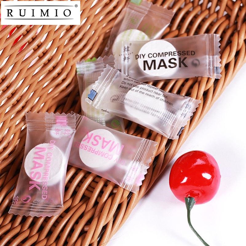 Home Skin Care: Aliexpress.com : Buy RUIMIO 60pcs DIY Compressed Mask