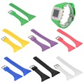 Replacement Silicone Band Watchband Strap Wristband For POLAR FT4 FT7 Heart Rate Monitor Fitness Watch