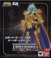 Nieuwe Model speelgoed Saint Seiya Doek Mythe Gold Ex 2.0 Piscis Aphrodite Action Figure speelgoed Super Held Bandai collector