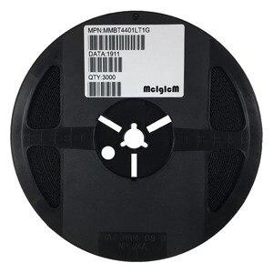 Image 1 - MCIGICM MMBT4401 3000 sztuk MMBT4401LT1G 4401 600mA 40V SOT 23 NPN SMD tranzystor
