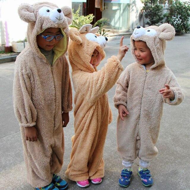 viele möglichkeiten heiße Produkte Neuestes Design US $30.88 5% OFF|Kinder jungen mädchen partei cosplay plüsch NEUE Duffy Bär  shelliemay Onesie Pyjamas Strampler Für Kid Cosplay Kinder Geschenke in ...