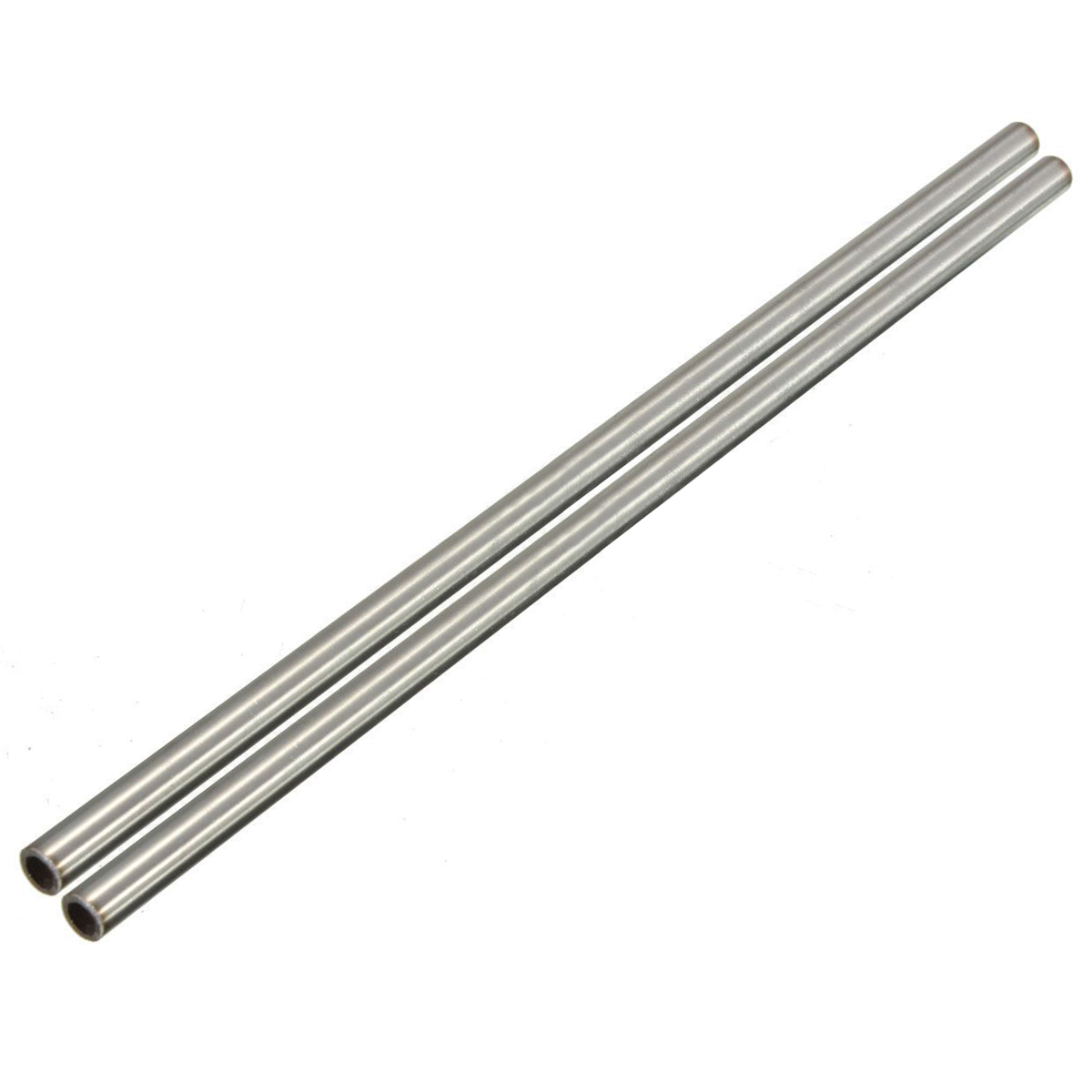 1pc/2pcs Mayitr Silver 304 Stainless Steel Capillary Tube Corrosion Resistant Welded Tool OD 8mm ID 6mm Length 250mm 5pcs 304 stainless steel capillary tube 3mm od 2mm id 250mm length silver for hardware accessories