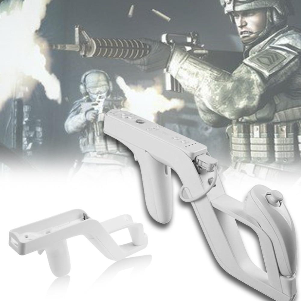 Shooting Gun Games Remote Controller Games Remote Control For Nintendo Wii Zapper Nunchuk Motion Plus Remote Controller Game