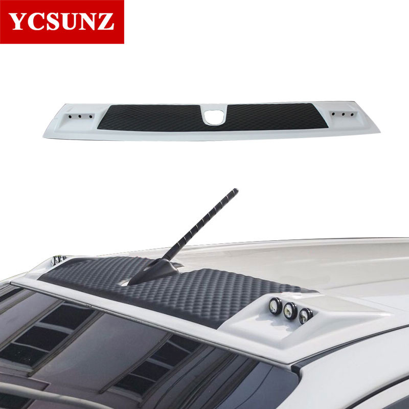 2016 2018 LED Lights Raptor style For Toyota Hilux 2017 Roof Accessories For Toyota Hilux SR5
