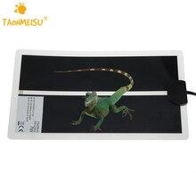 Пластина для подогрева рептилий нагревательный коврик 5 Вт 7 Вт 14 Вт ПЭТ тепловое одеяло для рептилий змей ящерицы Хамелеон маленькие домашние тепловые подушки