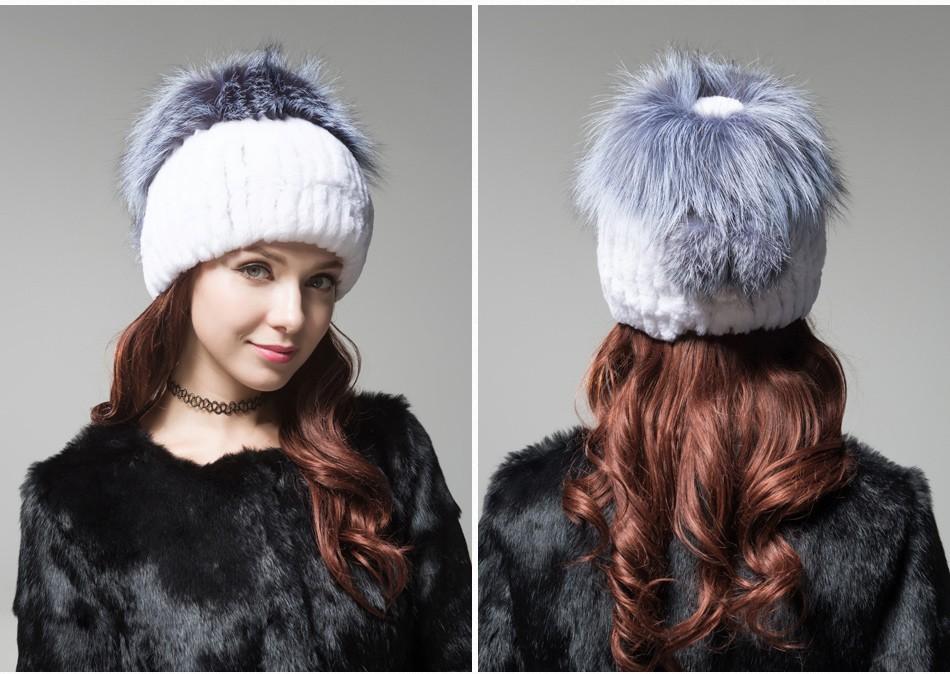 women\'s hats fur PCM002 (10)