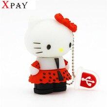 Hello Kitty Usb Flash Drive Pen Drive 4gb 8gb 16gb 32GB