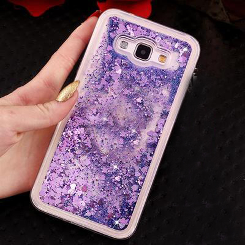 G7106 <font><b>Case</b></font> Luxury Bling Glitter Dynamic Liquid soft <font><b>case</b></font> For <font><b>Samsung</b></font> Galaxy <font><b>Grand</b></font> <font><b>2</b></font> <font><b>Case</b></font> <font><b>Cases</b></font> Grand2 <font><b>G7102</b></font> SM-<font><b>G7102</b></font> SM-G7106 image