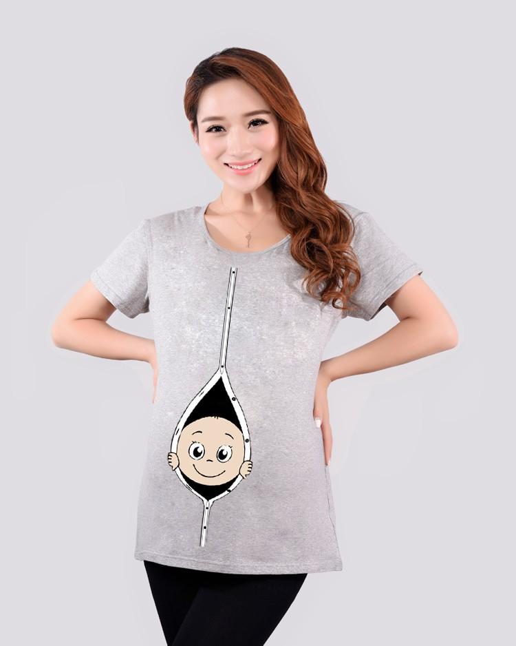 funny maternity shirts (6)