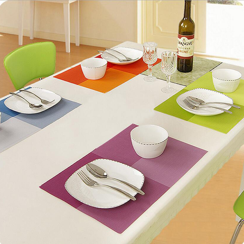 Aliexpress.com : Buy Table Mats Placemat Coffee Tea Place ...