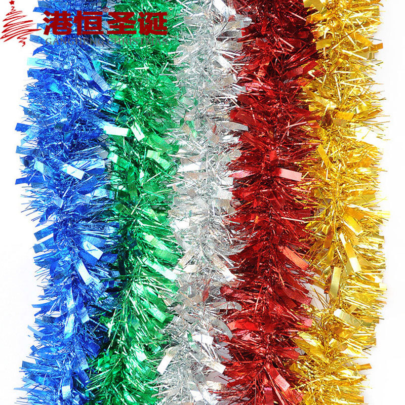 200x9cm Christmas Tree Decoration Silk Bulb Christmas