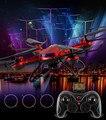 DFD F181 Grande Modo CF RC Quadcopter com Câmera HD Helicóptero de Controle Remoto RTF UFO Zangão Distância 300 m livre grátis