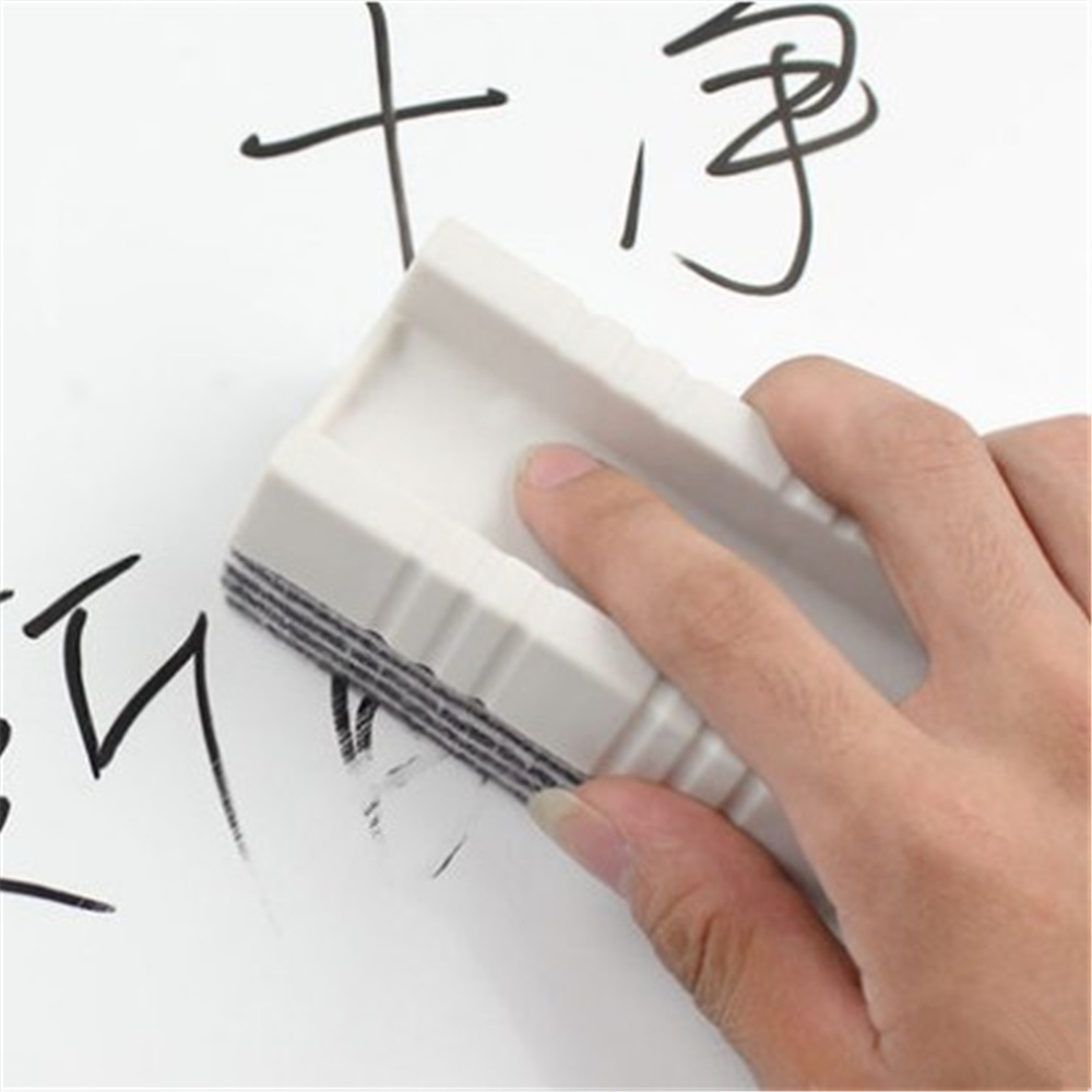 Soft Eraser (10 Layers Peelable), Dry Whiteboard Marker Wipe Cleaner