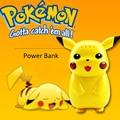 10000 mah Carregador banco do poder Pokemon Pikachu Apropriado para todos os telefones Jogo Pikachu Pokemon Personalizado banco de potência Com Caixa de Varejo p10