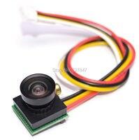 600TVL 170 Degree Super Small Color Video Mini FPV Camera With Audio For Mini 200 250