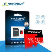 Carte mémoire Micro SD en gros capacité réelle 4GB 8GB 16GB 32GB rouge carte mémoire Microsd TF clé usb