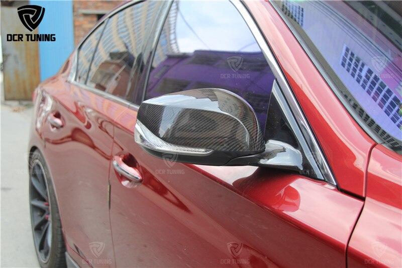 High Quality carbon fiber mirror