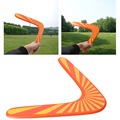 Nuevo Retroceso V En Forma de Boomerang Frisbee Niños Juguete De Madera Tiro de Captura de Juego Al Aire Libre