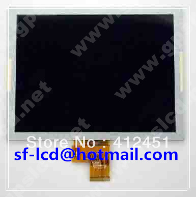 Origina 8 inch lcd screen display for newsmy s5 for Tablet PC/MID Car GPS navigation LCD display screen panel Free shipping алюминиевое правило профиль трапеция 1м сибин 10725 1 0