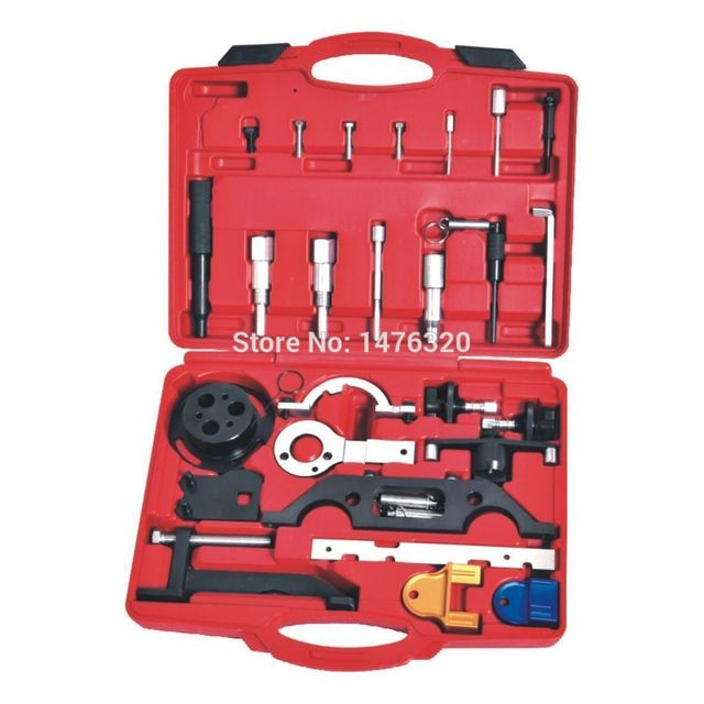 Engine Timing Camshaft Locking Alignment Tool Set For Opel Vauxhall GM AT2207