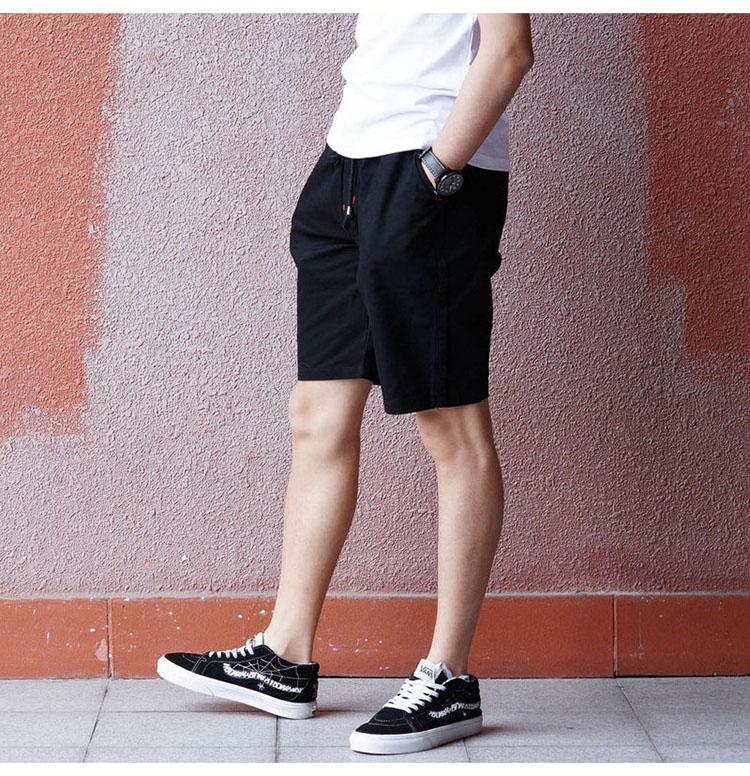 Aolamegs Camouflage Shorts Men Military Style Casual Camo Shorts Men\`s Summer New Fashion Streetwear Elastic Waist Beach Shorts (9)