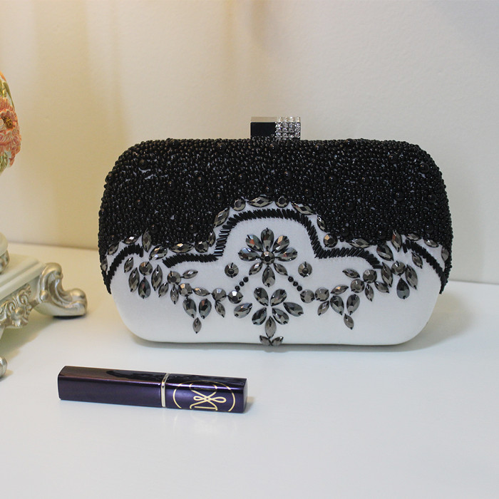 ФОТО Evening Bag Lady Women Party Wedding Clutch Case Box Handbag Purses With Chain Hight Fashion Elegant Style Cute Shoulder Bag