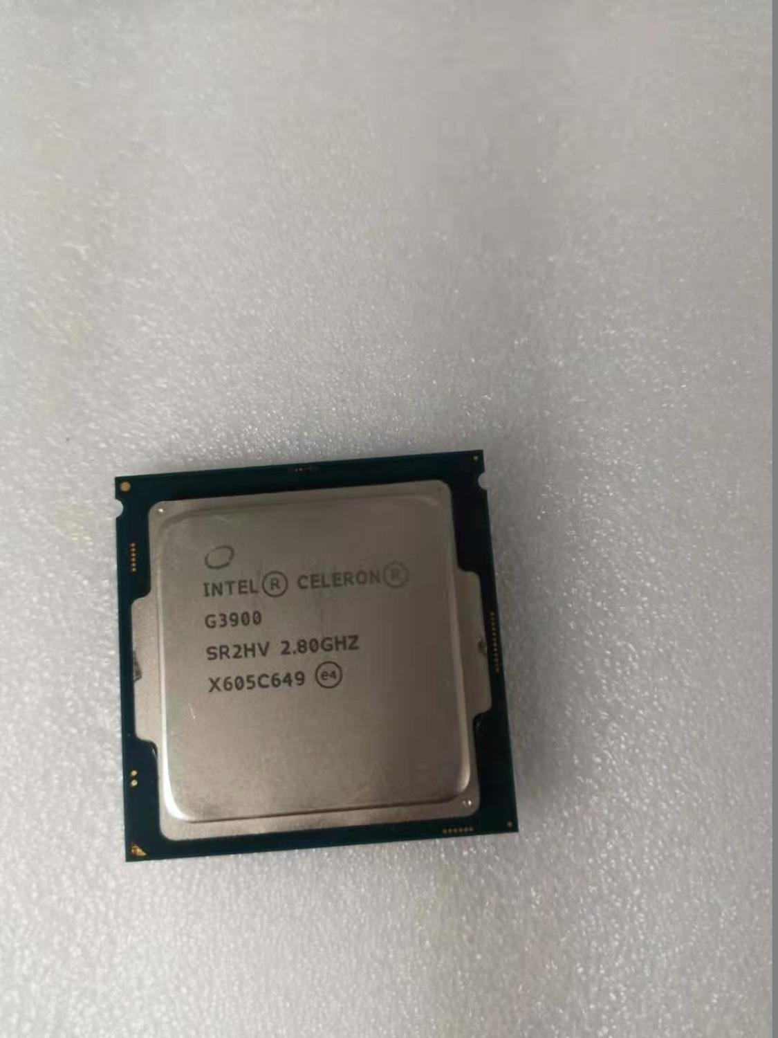 Intel Core 2 Duo G3900 Desktop Processor Dual-Core 2.8GHz 2MB Cache FSB 1600MHz LGA 1151 G 3900 Used CPU