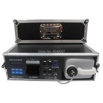New 1500W Stage Mist Haze Machine Fog Machine with DMX Control Flight Case Package 3.5l Smoke Machine Stage Lighting Effect - DISCOUNT ITEM  13% OFF All Category