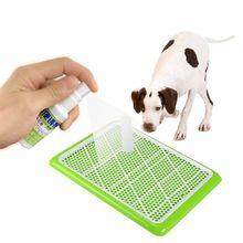 Поводок для домашних животных, индуктор дефекации, приманка для собак с фиксированной точкой, тренировочный туалет, аттрактант, товары для домашних животных