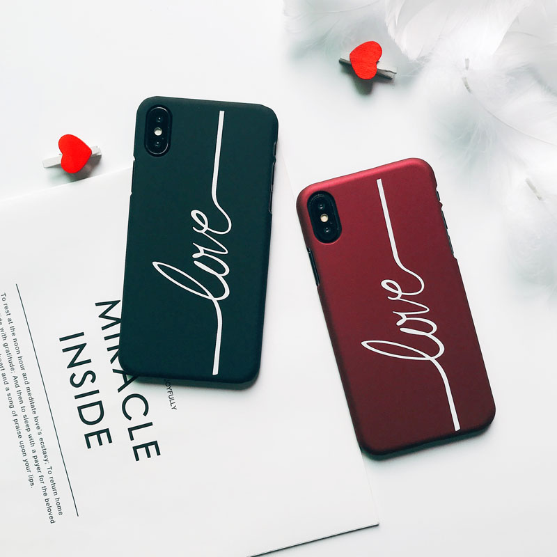 Phone - Matte Phone Case For iPhone