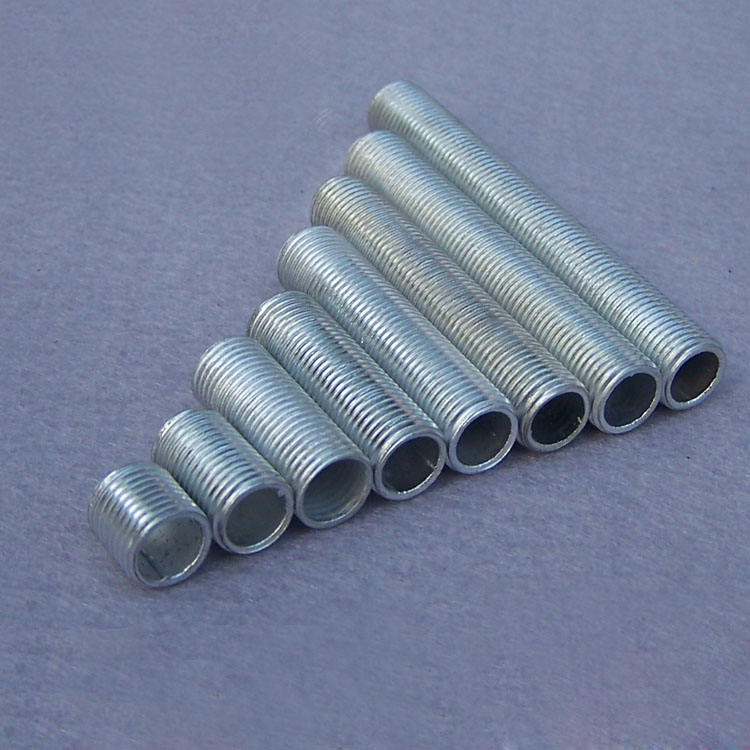 M thread hollow screw pole length mm outer