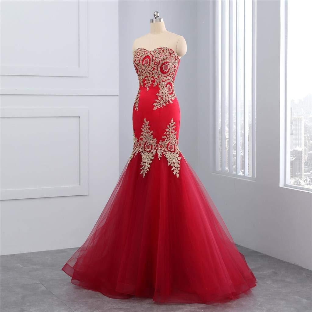 New Sexy Off the Shoulder Mermaid Evening Dress Spring 2019 Sweetheart Back Lace Up Prom Party Dress Evening Gowns Haute Couture