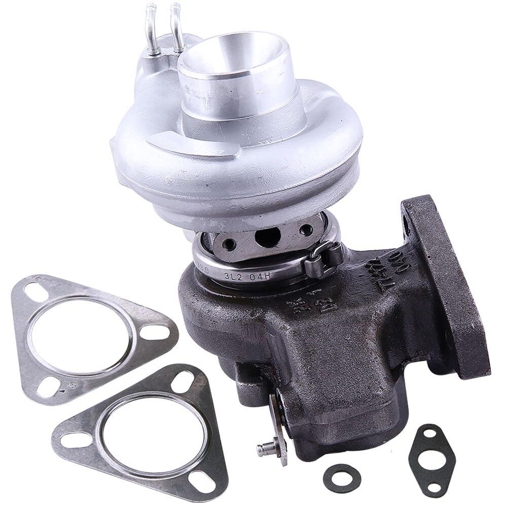 Pour Mitsubishi Pajero L200 Express 2.5L 4D56 TD0409B turbocompresseur d'huile Turbo 4917701500 49177-01510 4D56T compresseur équilibré