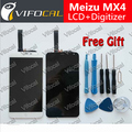 Meizu MX4 ЖК-Дисплей С Сенсорным Экраном + Инструменты Замена Высокое Качество Аксессуары Для мобильных телефонов + Бесплатная Доставка