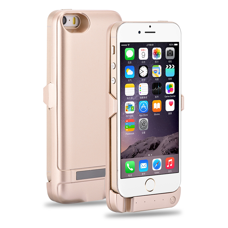 4200mAh Power Case Charging for iphone 5 5s SE External