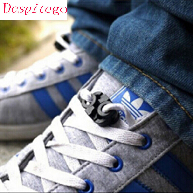 264f0edda4c 4 Pcs EDC Boots Shoelace Buckle Fixed Lace Cross Design Big Hole Outdoor NEW