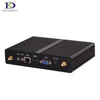 Классические сливовый компьютер Celeron n2920 1.86 ГГц Оконные рамы 7 Мини ПК Intel HD Графика HDMI VGA USB3.0 LAN