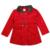 Nova desgaste de los niños 2016 de bolsillo de moda de doble capa barato venta caliente muchacha de los niños ropa de bebé desgaste de la muchacha del otoño del resorte