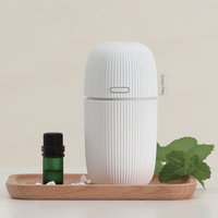 Ultrasonic Humidifier Essential Oil Diffuser USB Aromatherapy USB Aroma Diffuser Mist Maker Difusor De Aceite Esencial