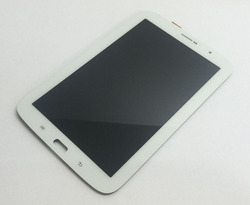 Per Samsung Galaxy Note 8.0 N5100 N5110 Sensore Touch Screen In Vetro Digitizer + LCD Pannello di Visualizzazione Dello Schermo del Monitor del Modulo di Montaggio